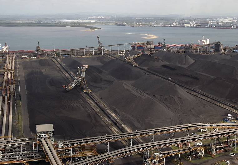 Coal wants to grow for export