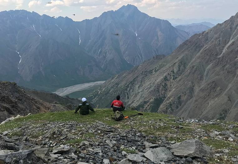 How I spent this summer: geology students were amazed by the beauty of Yakutia