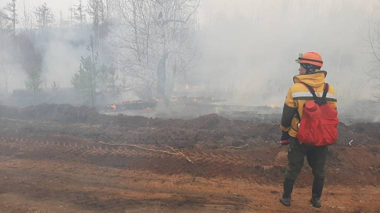 Extra money will be spent on fighting fires in Transbaikalia
