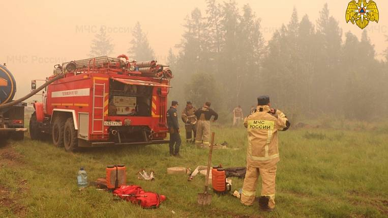 """""""Voluntary help"""" to fight fires in Yakutia will be collected from doctors"""