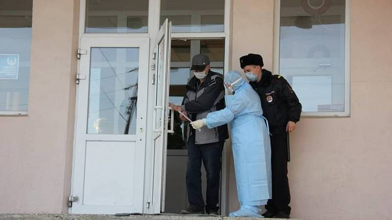 The Primorye who violated the quarantine was sent to the Sakhalin Observatory
