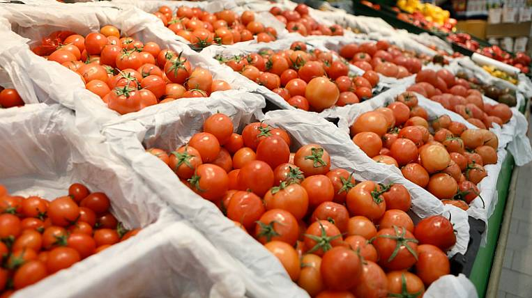 Vegetable prices were reduced in Primorye