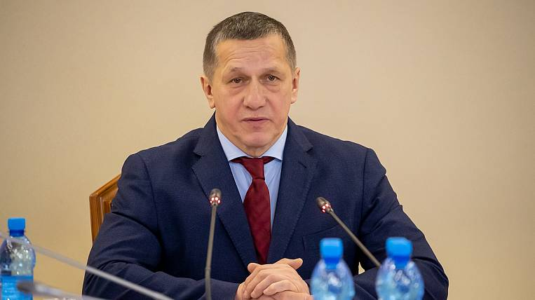 Trutnev will check large construction sites in Kamchatka
