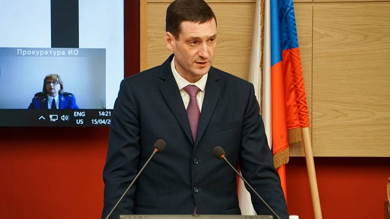 The new chairman of the government was appointed in the Irkutsk region
