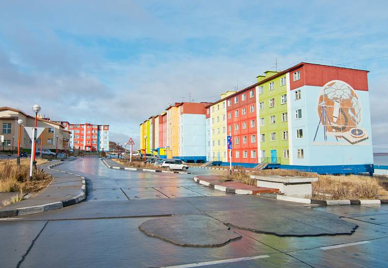 Chukotka: results of the year