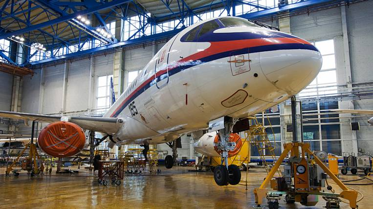 State Duma deputy proposed to suspend the operation of SSJ 100