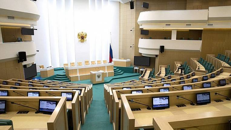 Ex-president of Russia will be able to be a member of the Federation Council for life