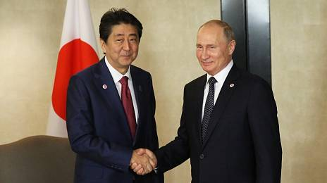 Russia and Japan: Acceleration to Peace?