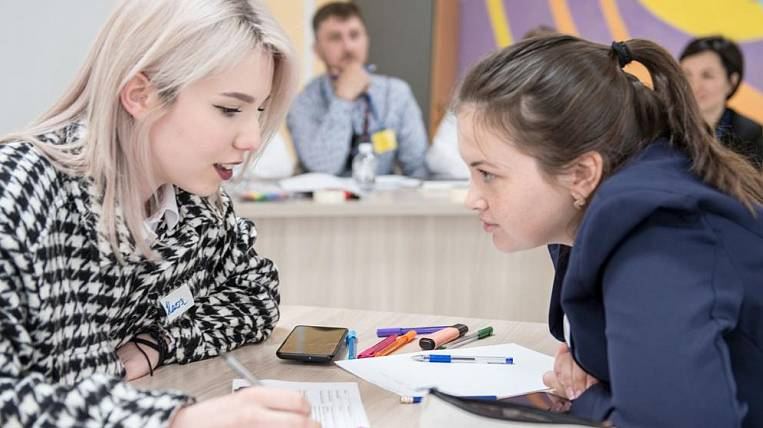 Vacancies of TOP residents in the Khabarovsk Territory were presented at PNU