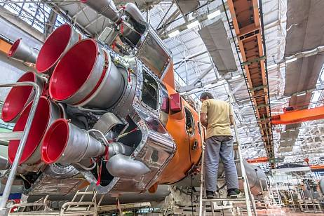 Roscosmos sent two launch vehicles to Vostochny
