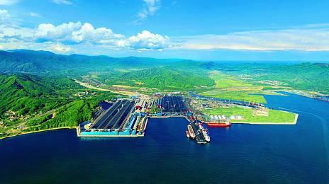 아시아 태평양 시장 의 입구