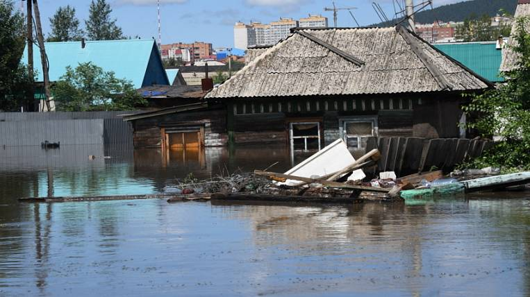Another 401 million rubles for the elimination of damage from floods will receive Transbaikalia