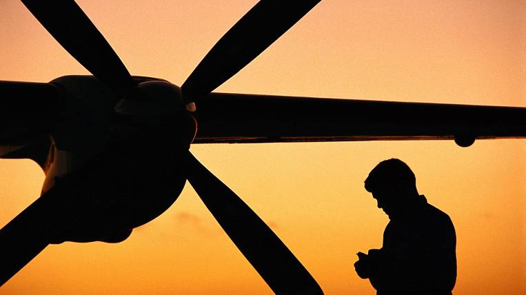 Airport employees in Yakutia fined for damage to aircraft propeller