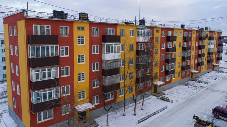 The Ministry of Construction of Russia has agreed to relocate from dilapidated housing in Okha