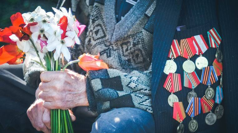 Payments to veterans of the Second World War want to increase on Sakhalin