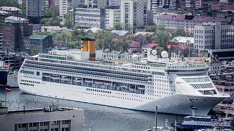 The Far East is in no hurry to become a cruise ship