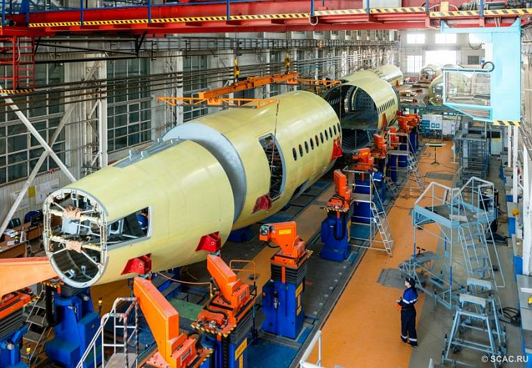 EastRussia Bulletin: Friday exclusive - aircraft industry