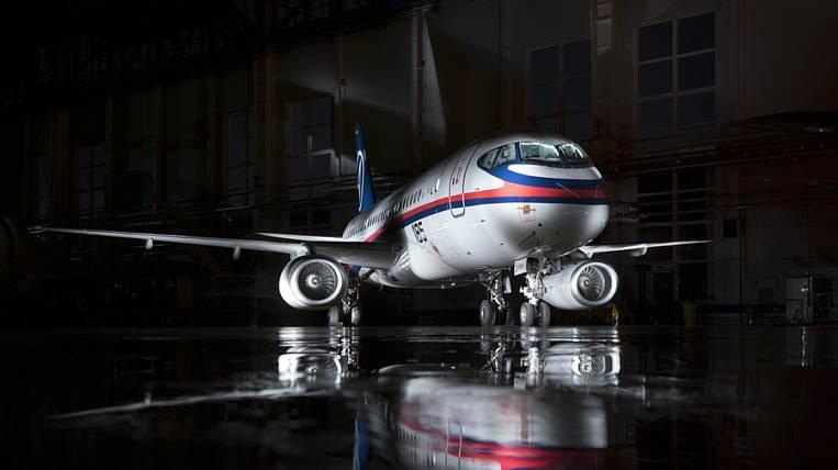 Thailand will start getting SSJ 100 aircraft this year