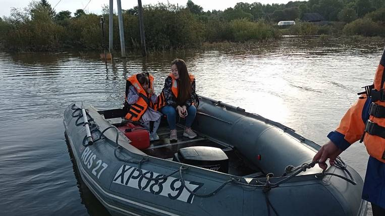 The damage to farmers from the flood exceeded 168 million rubles in the Jewish Autonomous Region