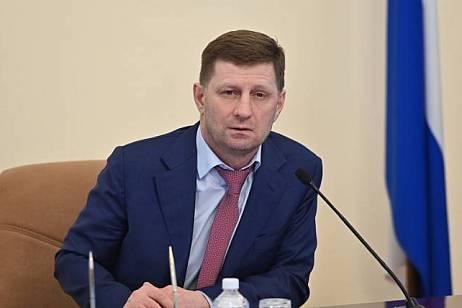 Sergei Furgal suffered a mild coronavirus