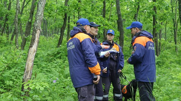 Missing tourists contacted rescuers in Primorye