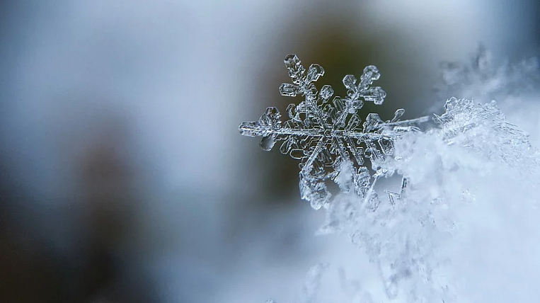 Severe frosts will come to Khabarovsk Territory on New Year's Eve