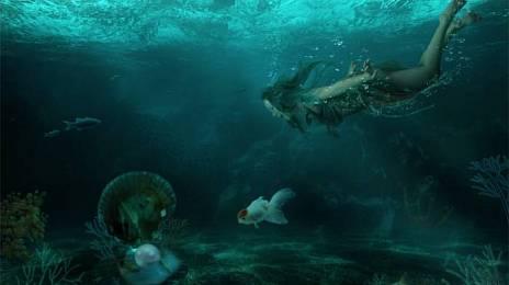 Japanese mermaids