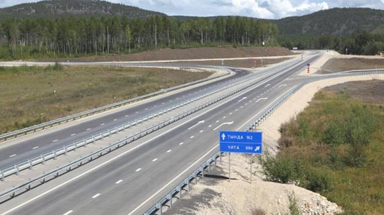 The highway section Khabarovsk-Lidoga-Vanino will be built for 880 million rubles