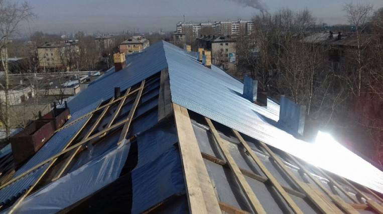 Restriction on overhauls removed in the Khabarovsk Territory