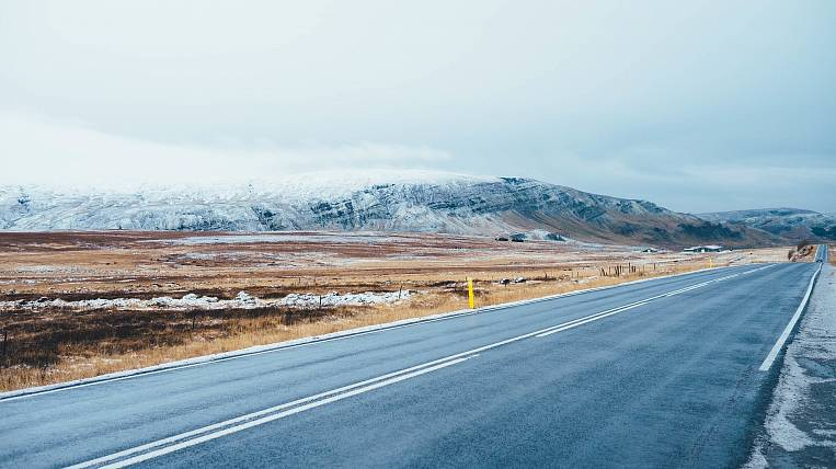 A new road on the border with the Amur Region was built in China