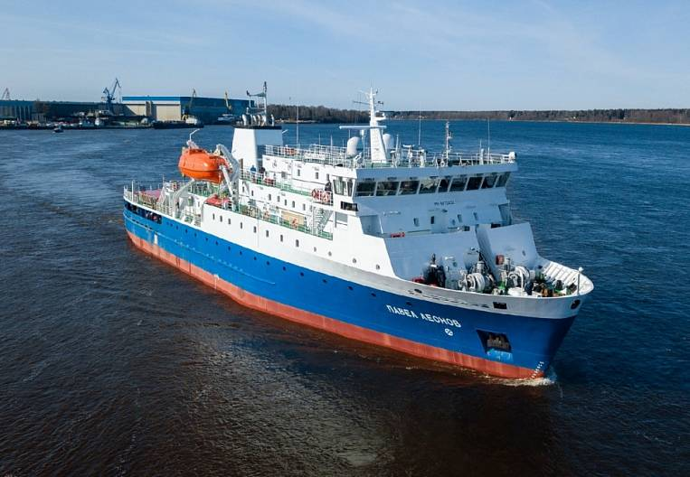 """""""Pavel Leonov"""" tied Sakhalin and the Kuriles even more tightly"""