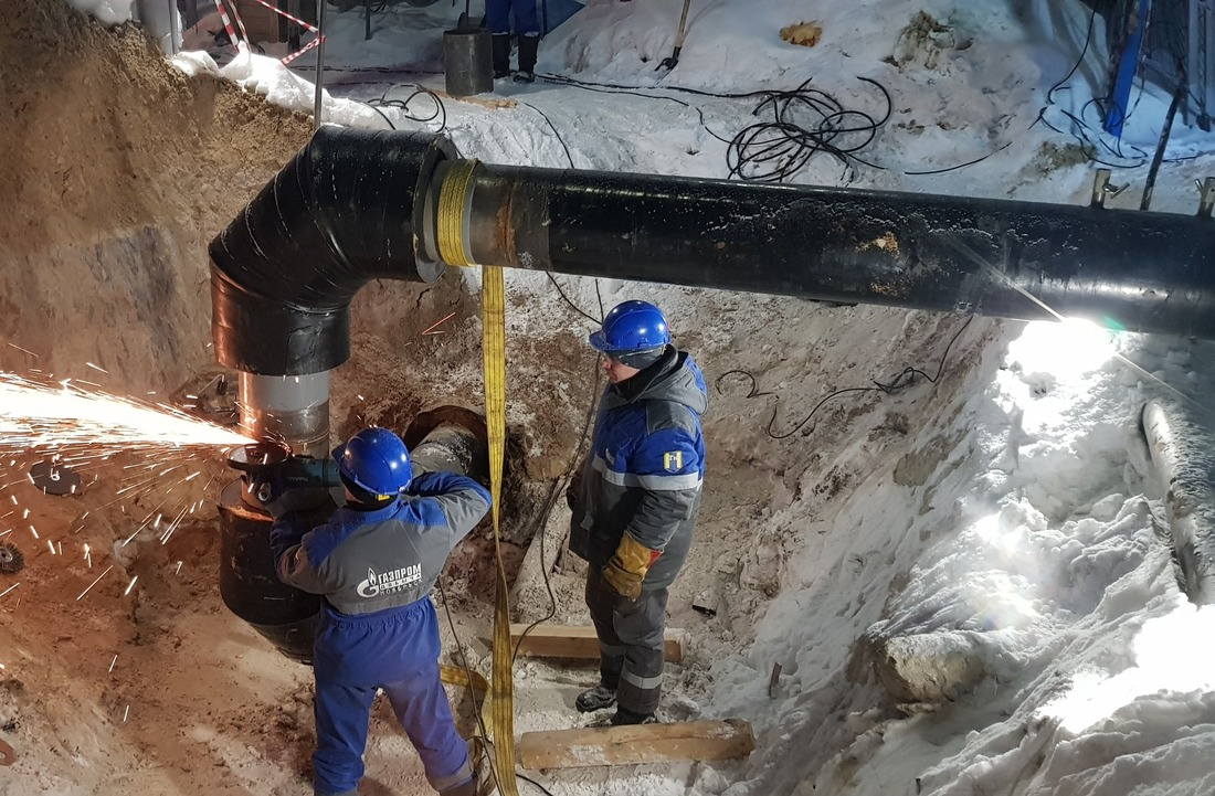 New oil pipeline launched at the Chayandinskoye field in Yakutia