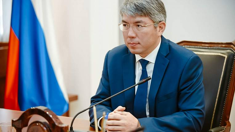 The head of Buryatia promised 100 thousand rubles for a video of a resonant accident