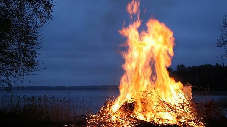 Fire hazard period introduced in Jewish Autonomous Region