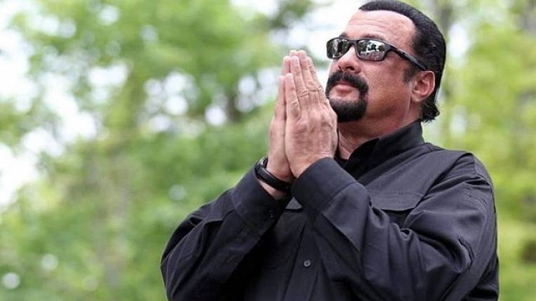 Steven Seagal decided to spend a vacation in Buryatia