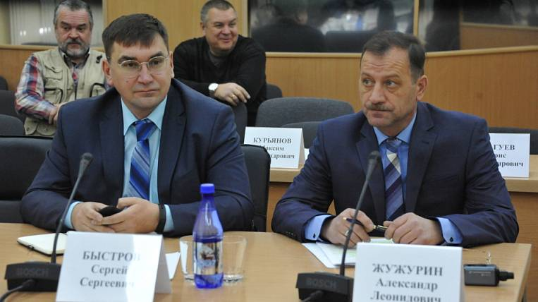 New heads of departments and deputy chairman appointed in Transbaikalia