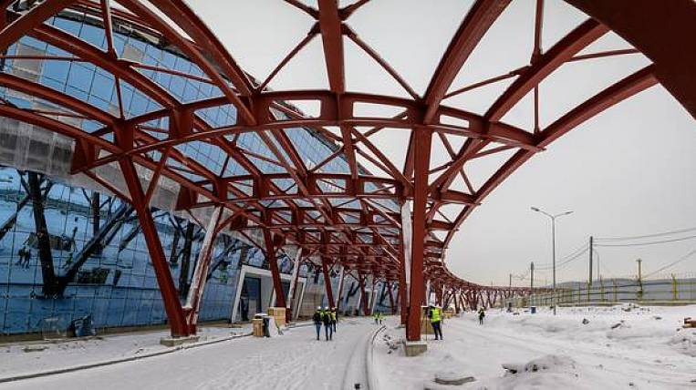 A new apron at Sakhalin airport will cost 1,2 billion rubles