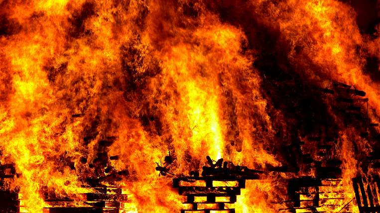 Russia is on fire: where is the fire protection regime introduced