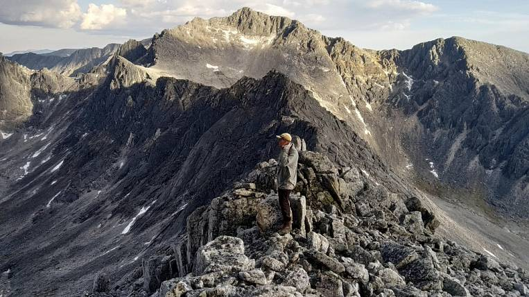 The new highest point was determined in Kolyma