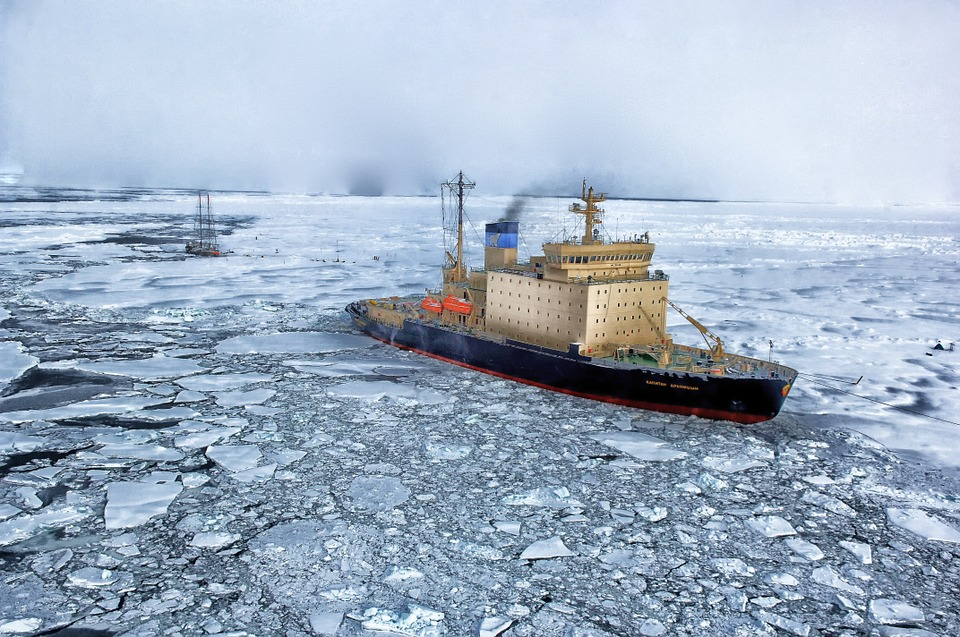 They want to pay extra for the transportation of goods along the Northern Sea Route