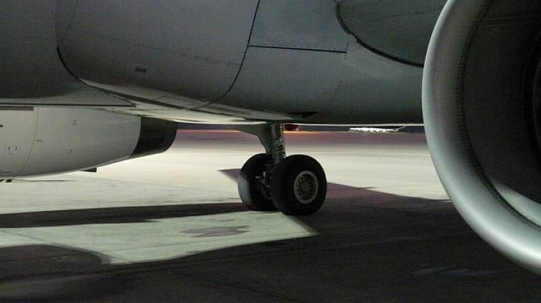 The prosecutor's office will check the incident with aircraft landing gear damage on Sakhalin