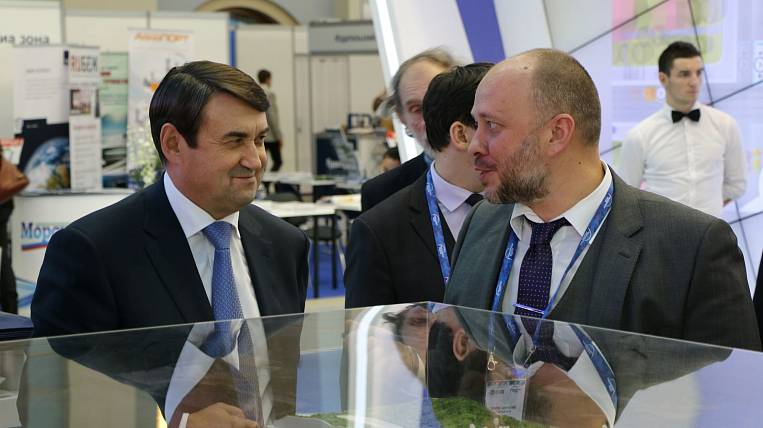 """""""East Port"""" presented the Far East at the IX International Exhibition """"Transport of Russia"""""""