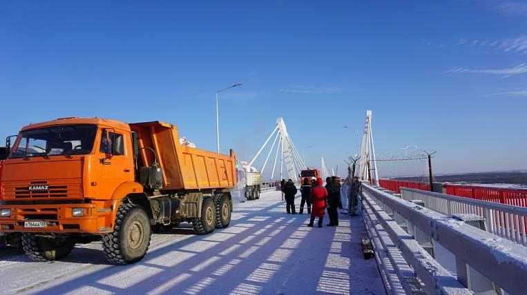 Blagoveshchensk Bridge - Heihe Tested for Strength