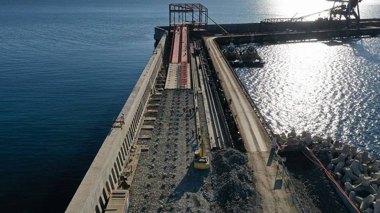 The construction of a coal terminal in Vanino will be financed by VEB and VTB