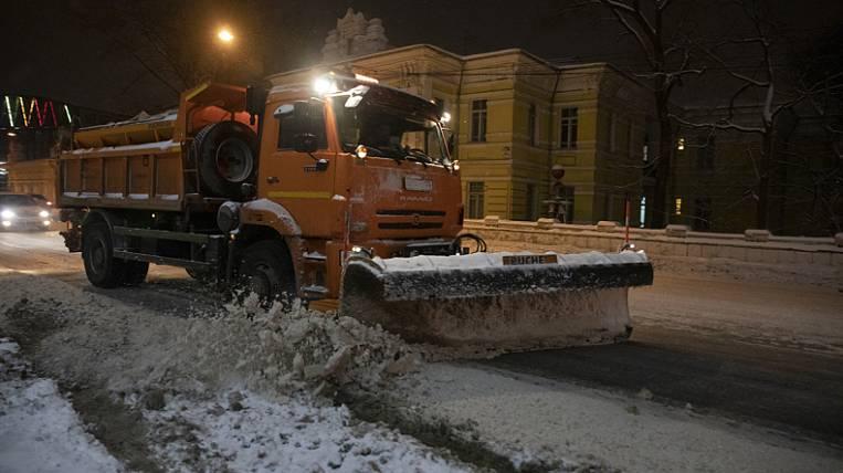 Half of the March rainfall fell in Vladivostok
