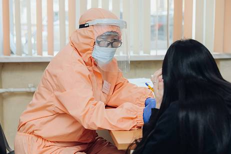 Coronavirus in the Far East: information on the morning of April 17, 2021