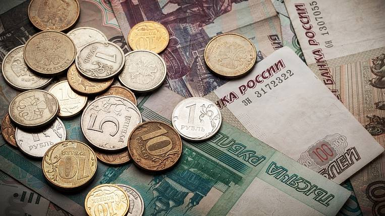 Social benefits and benefits index in Russia