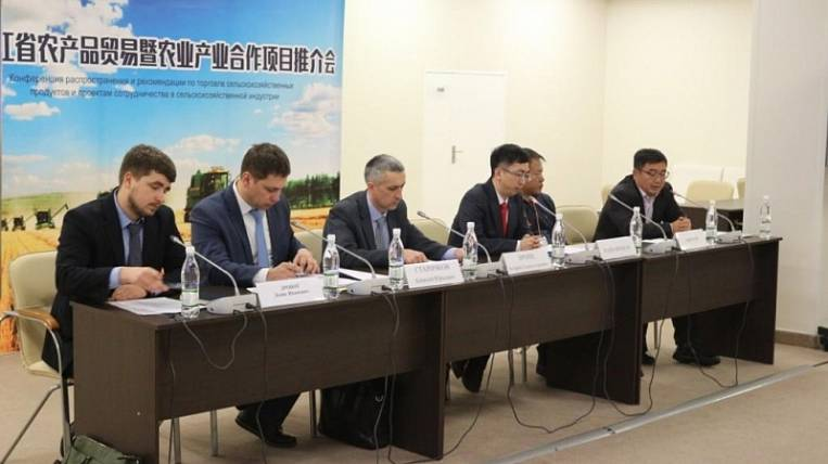 Russian-Chinese agricultural forum will be held in Primorye