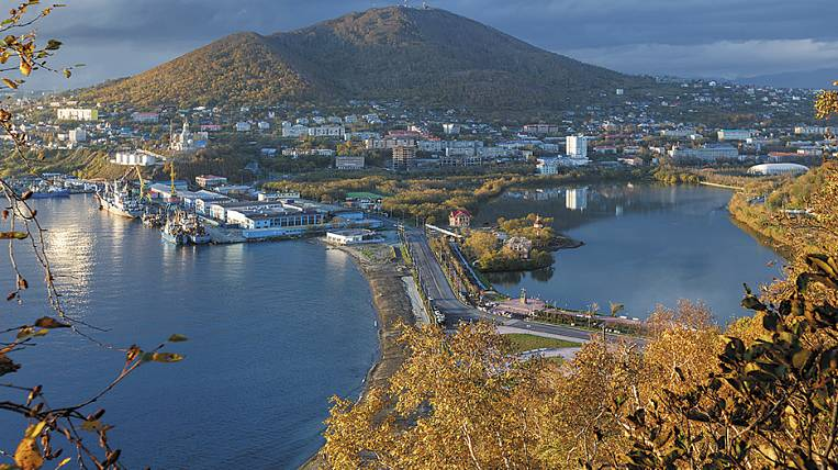 Russian Far Eastern Regions for Tourism is Evaluated