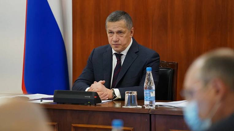 Trutnev warned against disruptions in the construction of a hospital in Kamchatka